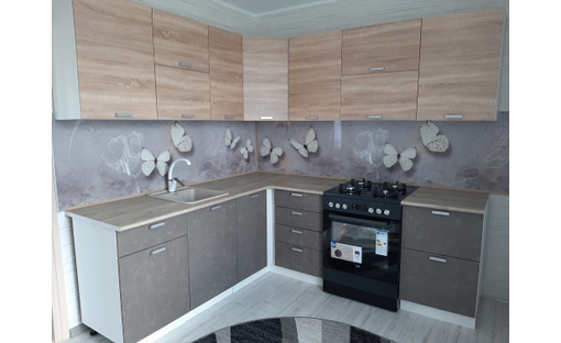 Кухня бетон стендмебель щелково бетон