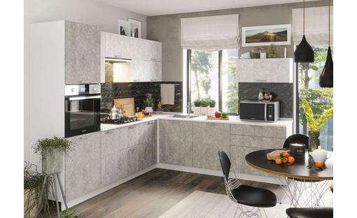 Кухня бетон стендмебель модуль из бетона